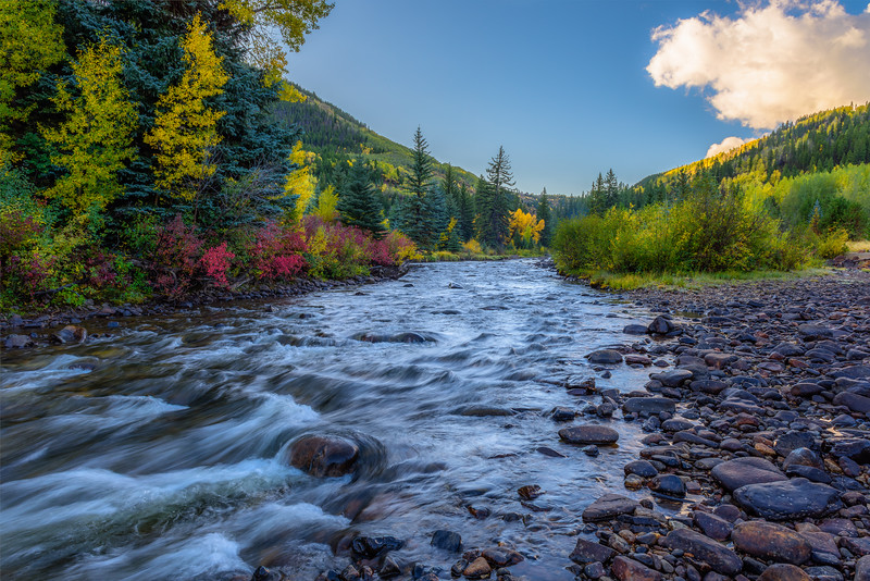 Eagle River Fall
