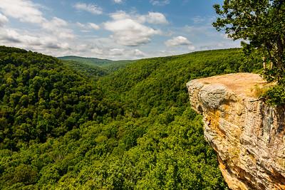 Hawksbill Crag (aka Whitaker Point)