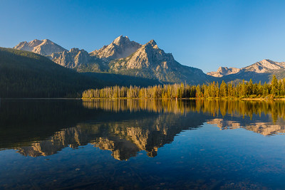 Stanley Lake - Sawtooth National Recreation Area
