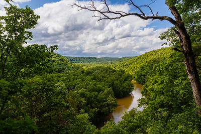 The Green River, Mammoth Cave National Park