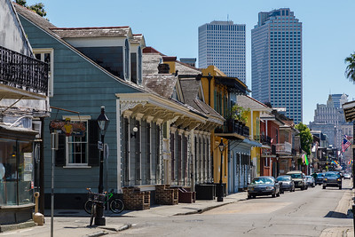 Bourbon Street / French Quarter - New Orleans