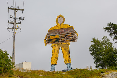 Maine lobstermen truly are larger than life!