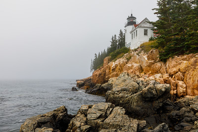 Bass Head Lighthouse, Acadia National Park