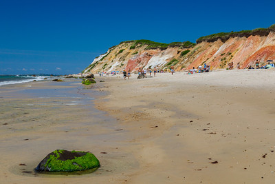 Gay Head / Aquinnah Cliffs - Martha's Vineyard