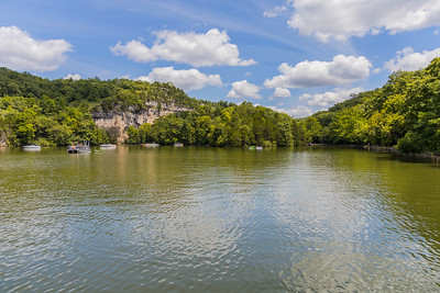 Lake of the Ozarks - Ha Ha Tonka State Park
