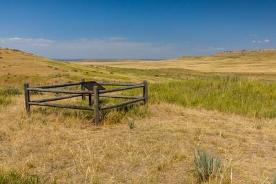 Robidoux Pass - the Oregon Trail