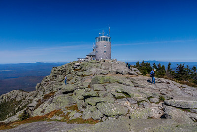 Whiteface Observation Tower, Whiteface Mountain