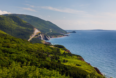 The Cabot Trail and Cape Breton Highlands National Park