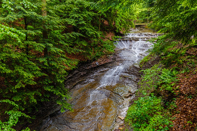 Bridal Veil Falls, Cuyahoga Valley National Park