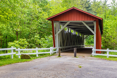 Everett Covered Bridge, Cuyahoga Valley National Park