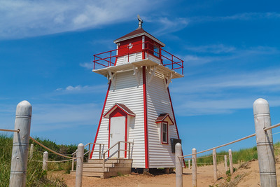 Covehead Harbour Lighthouse (photo by Kerry Brooks)