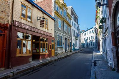 Rue Christie, Quebec City