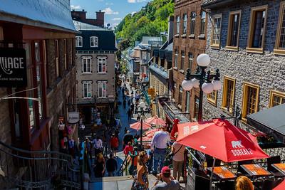 Breakneck Steps, Quebec City