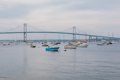 The Claiborne Pell/Newport Bridge
