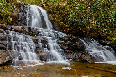 Laurel Falls, Great Smoky Mountains NP