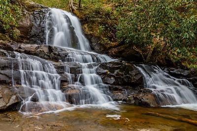 Laurel Falls, Great Smoky Mountains NP