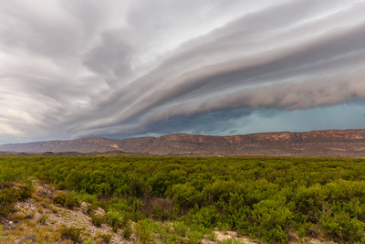 Desert Storm, Big Bend National Park