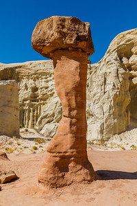 Toadstool Hoodoos within Grand Staircase - Escalante National Monument