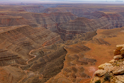 The view from Muley Point