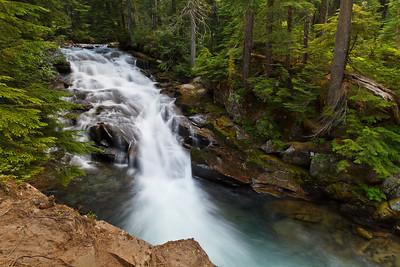Madcap Falls, Mount Rainier National Park