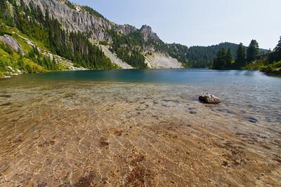 Eunice Lake, Mount Rainier National Park