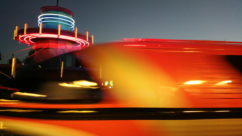 Neon Monorail