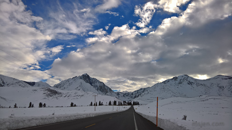 Convict Lake Road