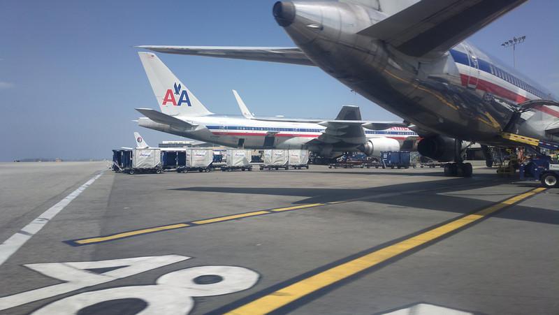 Gate 48, LAX