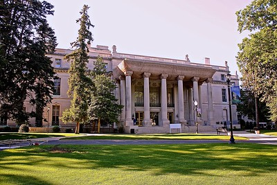 Wilson Hall at Monmouth University