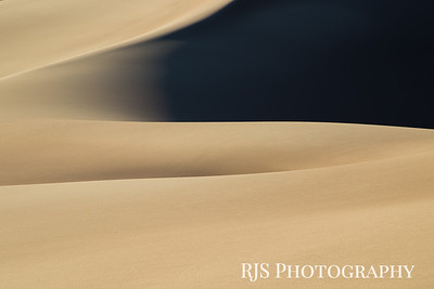 Great Sand Dunes Abstract 3