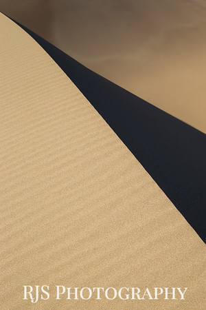 Great Sand Dunes Abstract 2