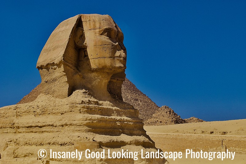 The Great Sphinx of Giza - Giza, Egypt 2019