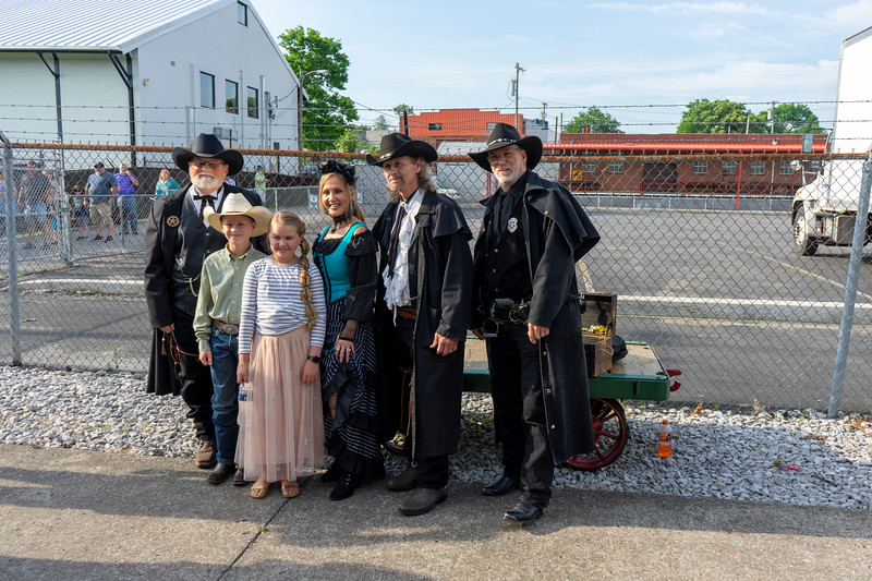 The Great Watertown Train Robbery