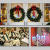 DECEMBER 2019 ... Long-time resident, Helen with Menorah and choir from 12/7/18