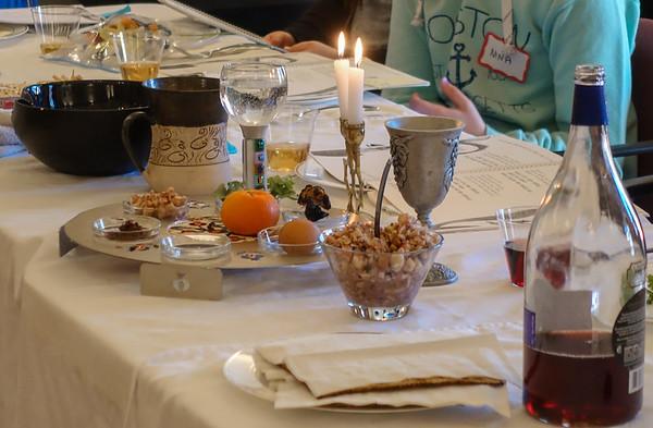 Greens Seder Dinner