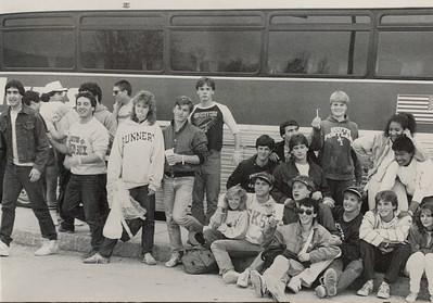 1985 Senior Skip Day