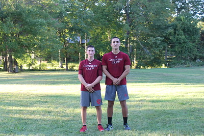 Boys Varsity Crew Captains
