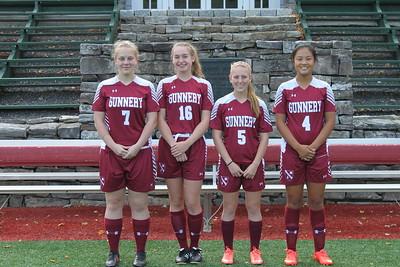 Girls Varsity Soccer Seniors