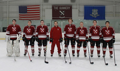Boys Varsity Hockey Seniors