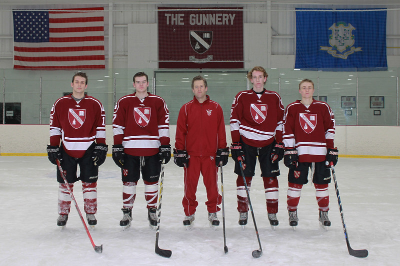 Boys Varsity Captains