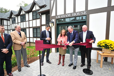 Graham House Ribbon Cutting