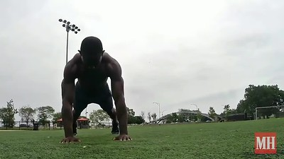 Alternating Arm Plank Hold