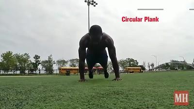 Circular Planks