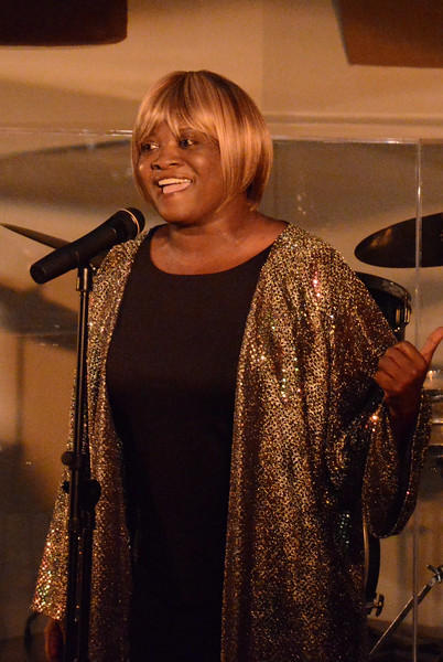 Jackie Murray as Mavis Staples
