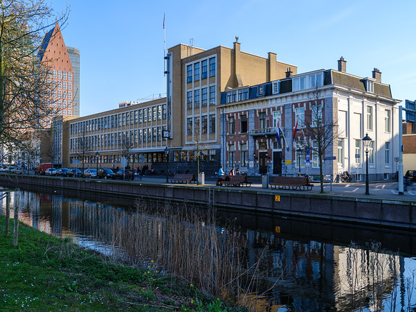 Government buildings, The Hague