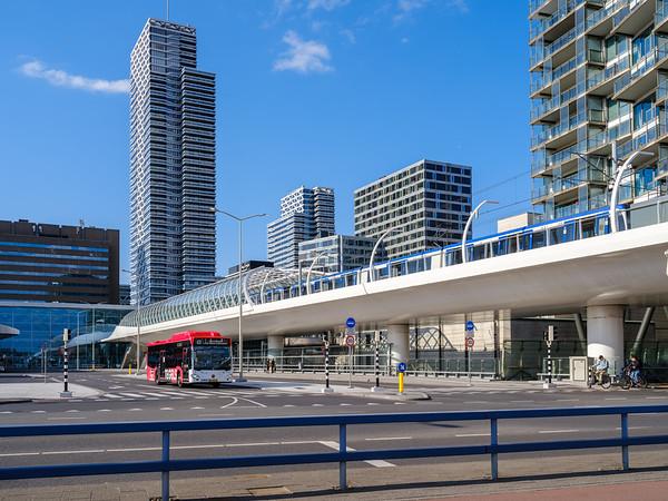Bus Platform, Den Haag