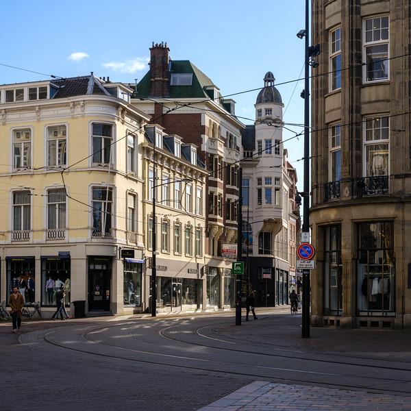 Maison de Bonneterie, The Hague