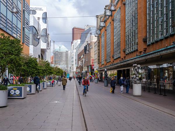 Grote Marktstraat, The Hague