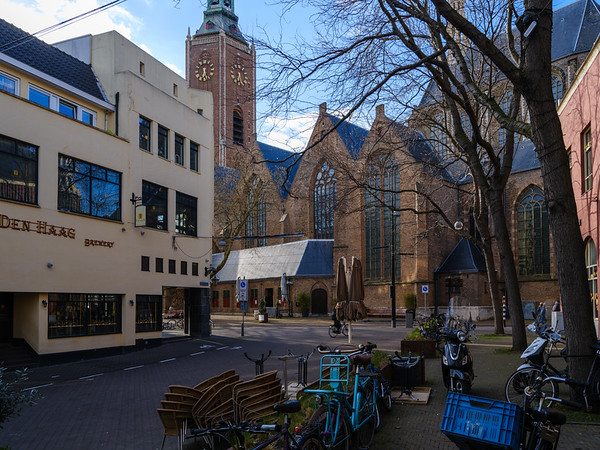 Grote Kerk, Sint Jacobskerk, The Hague