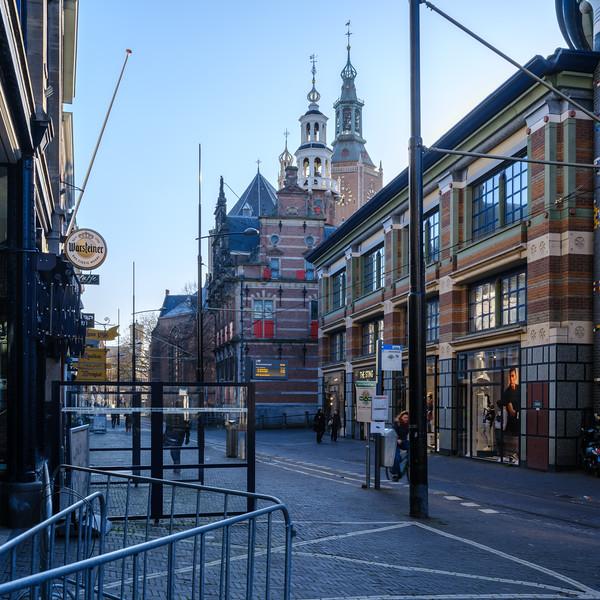 Dagelijkse Groenmarkt, The Hague